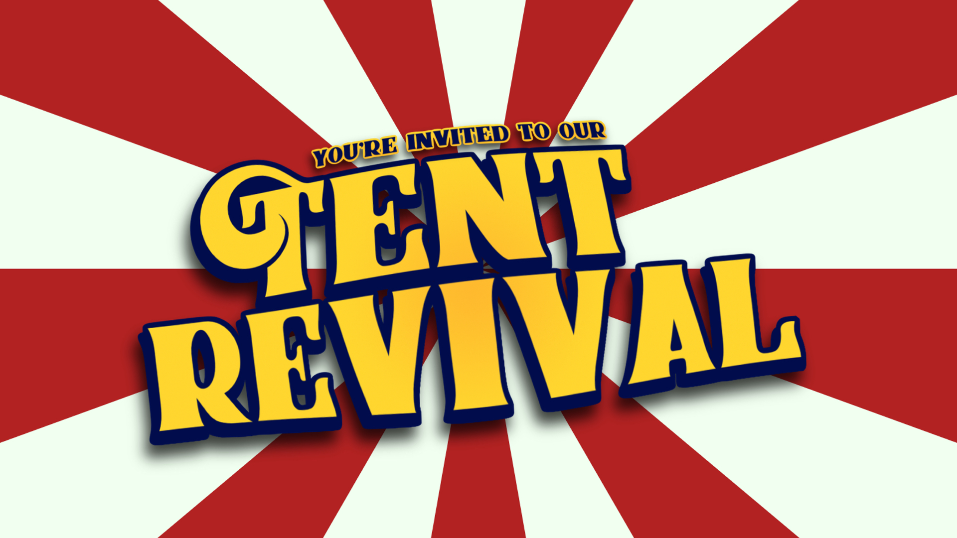 Tent Revival WEB